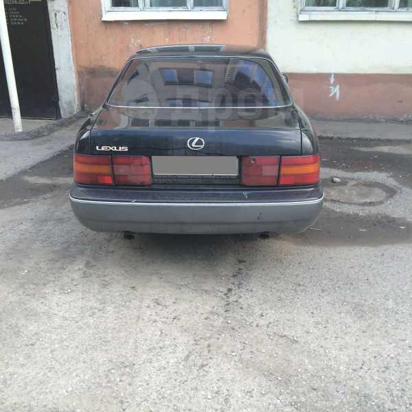 Lexus LS400, 1993 год, 200 000 руб.