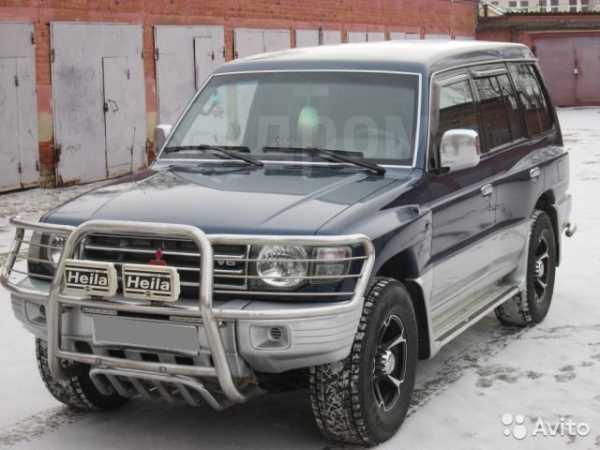 Mitsubishi Pajero, 1998 год, 450 000 руб.