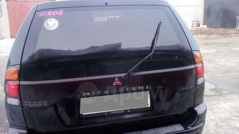 Mitsubishi Pajero Sport, 2001 год, 400 000 руб.