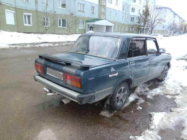 Лада 2107, 2002 год, 85 000 руб.