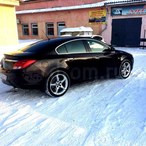 Opel Insignia, 2011 год, 675 000 руб.