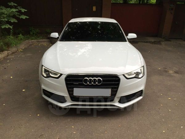 Audi A5, 2013 год, 1 560 000 руб.
