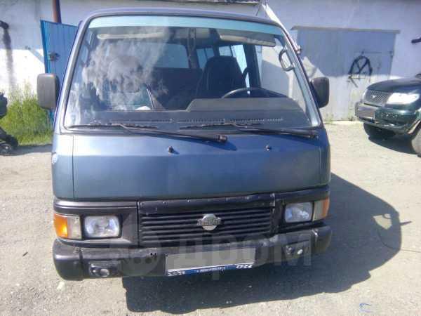 Nissan Urvan, 1989 год, 130 000 руб.