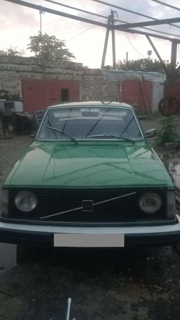 Volvo Volvo, 1976 год, 15 000 руб.