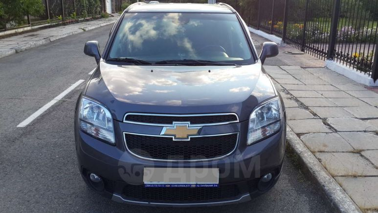 Chevrolet Orlando, 2014 год, 650 000 руб.