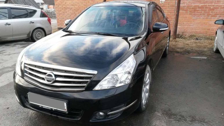 Nissan Teana, 2010 год, 795 000 руб.