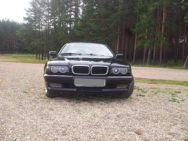 BMW 7-Series, 2000 год, 255 000 руб.