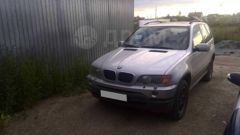 BMW X5, 2002 год, 440 000 руб.