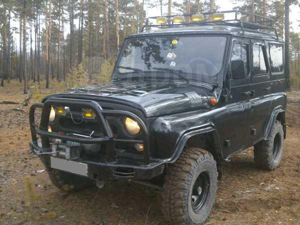 УАЗ Хантер, 2008 год, 580 000 руб.