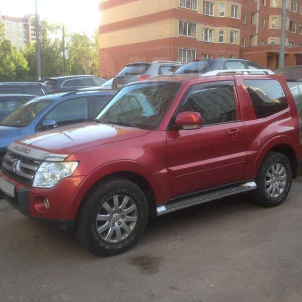 Mitsubishi Pajero, 2008 год, 890 000 руб.