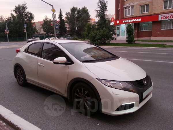 Honda Civic, 2012 год, 748 000 руб.