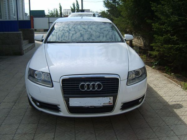 Audi A6, 2008 год, 690 000 руб.