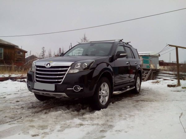 Great Wall Hover H3, 2014 год, 1 100 000 руб.