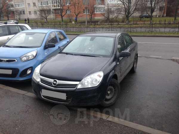 Opel Astra, 2008 год, 312 500 руб.