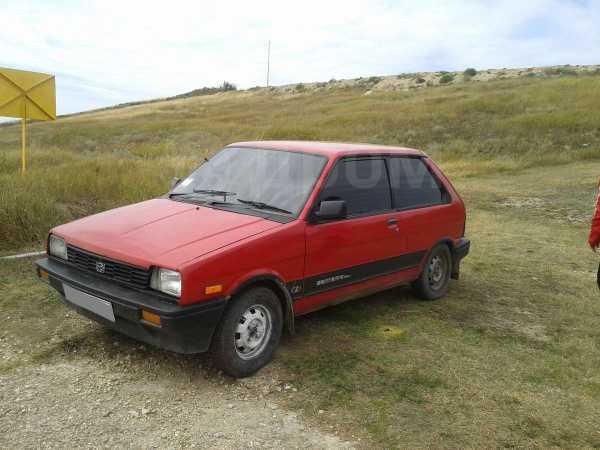 Subaru Justy, 1984 год, 30 000 руб.