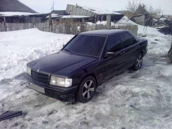 Mercedes-Benz 190, 1990 год, 110 000 руб.