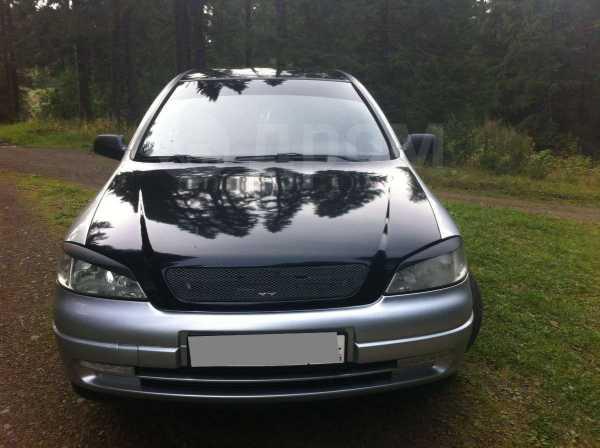 Opel Astra, 1999 год, 135 000 руб.