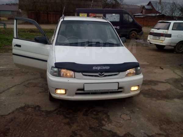 Mazda Demio, 1999 год, 135 000 руб.