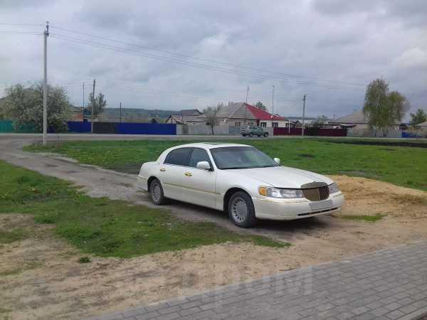 Lincoln Town Car, 2000 год, 430 000 руб.