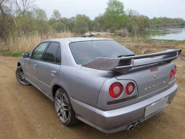 Nissan Skyline, 1998 год, 200 000 руб.