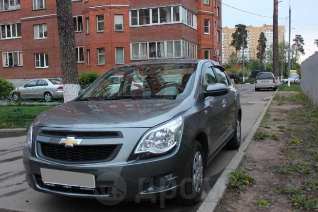Chevrolet Cobalt, 2014 год, 470 000 руб.