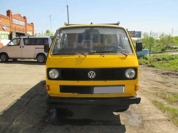 Volkswagen Transporter, 1990 год, 145 000 руб.