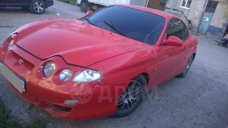 Hyundai Coupe, 1999 год, 165 000 руб.
