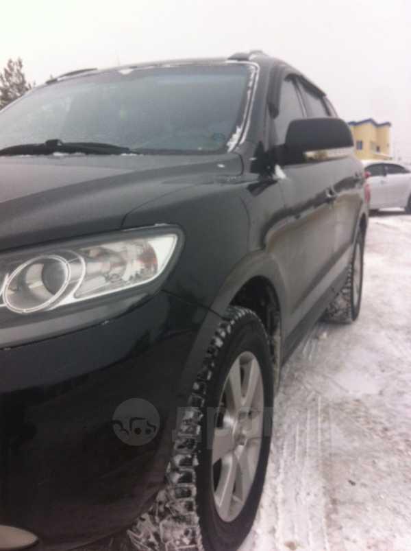 Hyundai Santa Fe, 2008 год, 700 000 руб.