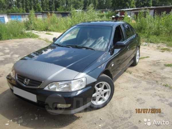 Honda Accord, 2001 год, 55 000 руб.