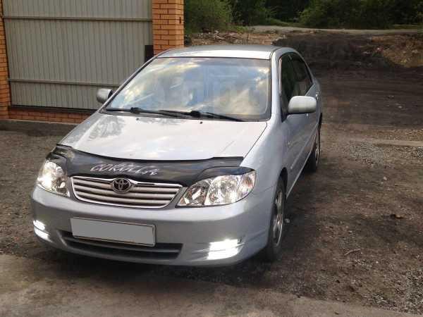 Toyota Corolla, 2006 год, 335 000 руб.