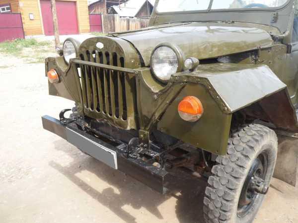 ГАЗ 69, 1965 год, 100 000 руб.