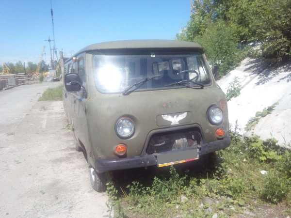 УАЗ Буханка, 2000 год, 105 000 руб.