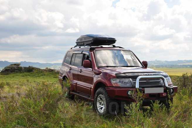 Mitsubishi Pajero, 2003 год, 850 000 руб.