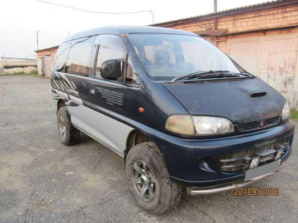 Mitsubishi Delica, 1997 год, 400 000 руб.