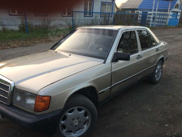 Mercedes-Benz 190, 1987 год, 60 000 руб.