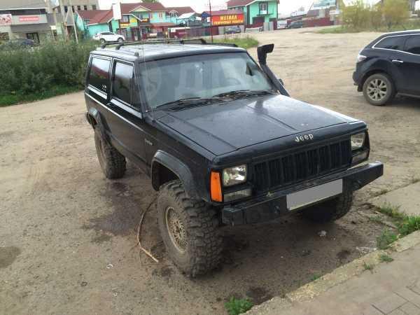 Jeep Cherokee, 1992 год, 260 000 руб.