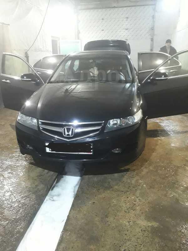 Honda Accord, 2007 год, 540 000 руб.