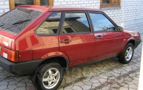 Лада 2109, 2001 год, 150 000 руб.