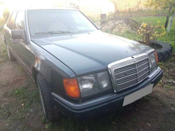 Mercedes-Benz E-Class, 1990 год, 35 000 руб.