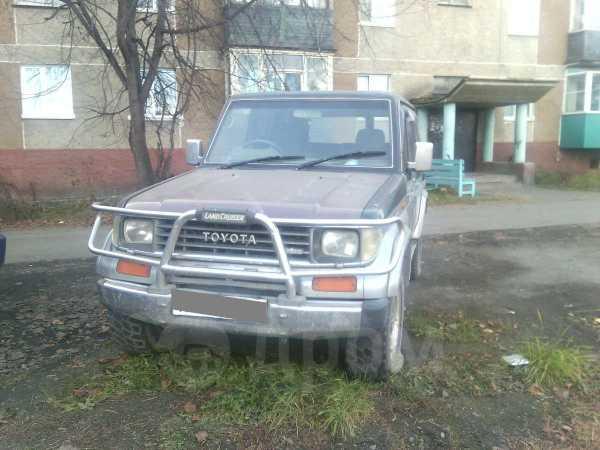 Toyota Land Cruiser Prado, 1993 год, 280 000 руб.