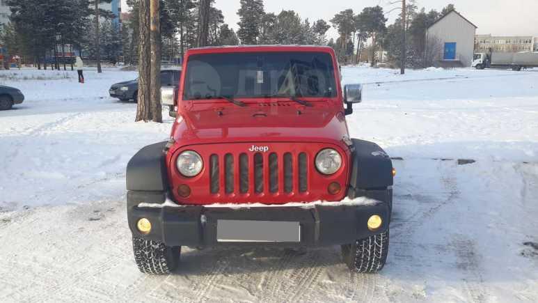 Jeep Wrangler, 2008 год, 1 350 000 руб.
