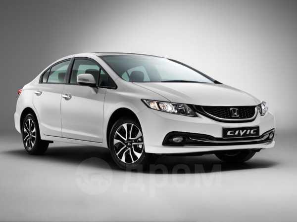 Honda Civic, 2014 год, 980 000 руб.