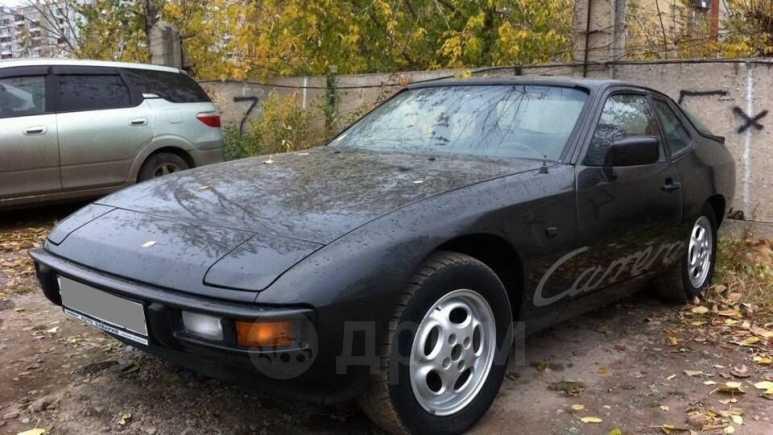 Porsche 924, 1982 год, 1 250 000 руб.