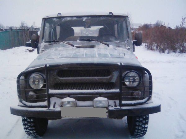 УАЗ 469, 2002 год, 160 000 руб.