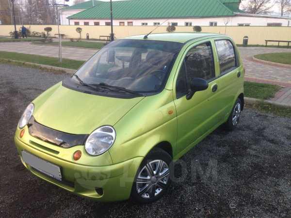 Daewoo Matiz, 2012 год, 210 000 руб.