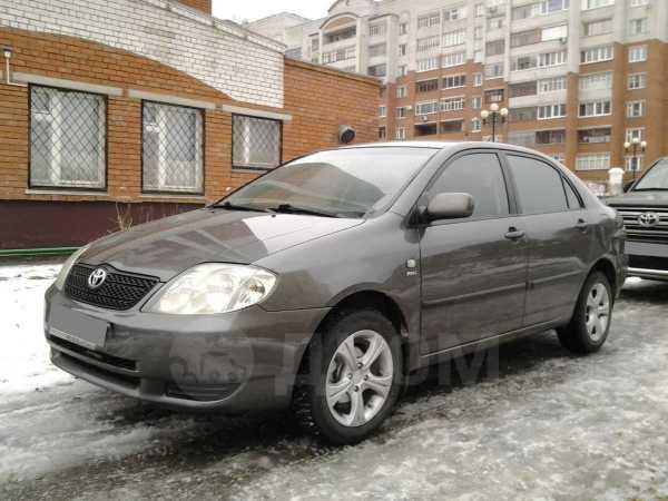 Toyota Corolla, 2005 год, 319 000 руб.