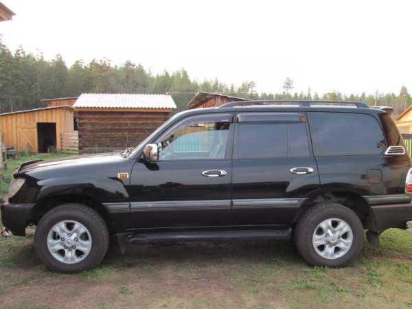 Toyota Land Cruiser, 2005 год, 1 500 000 руб.