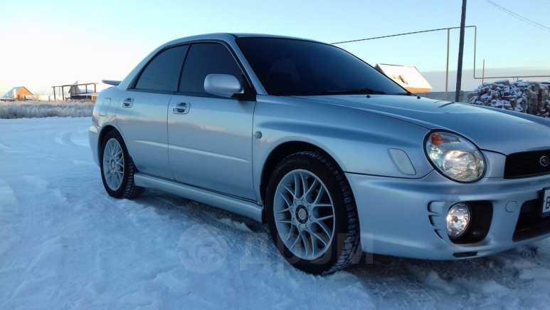 Subaru Impreza, 2002 год, 290 000 руб.