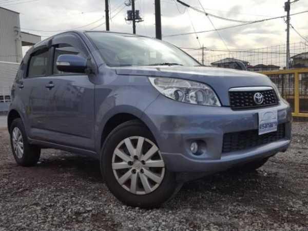 Toyota Rush, 2011 год, 638 000 руб.