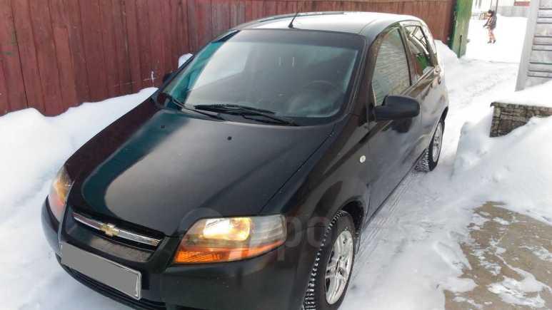 Chevrolet Aveo, 2005 год, 99 000 руб.
